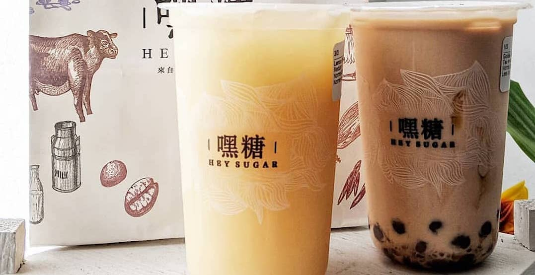 Toronto bubble tea shop's newest location serving FREE drinks this week