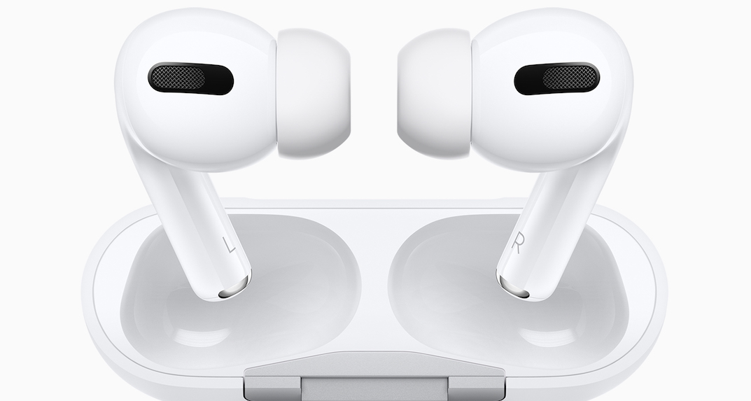 Apple introduces 'AirPods Pro' with new design and noise cancellation