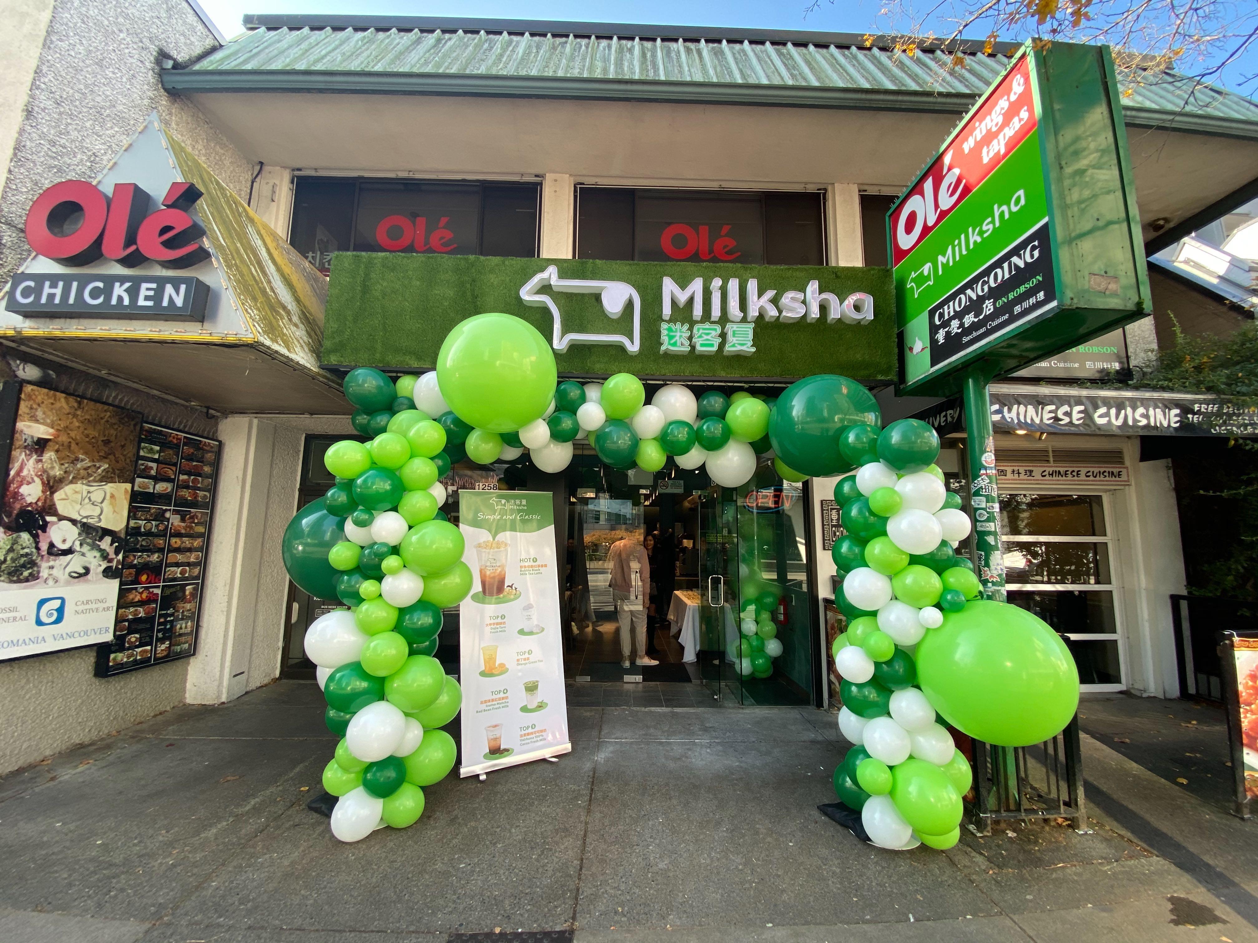 Milksha Line