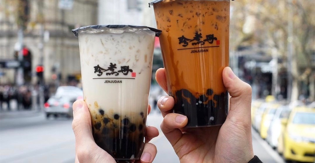 Bubble tea spot Jenjudan just opened two new Vancouver locations