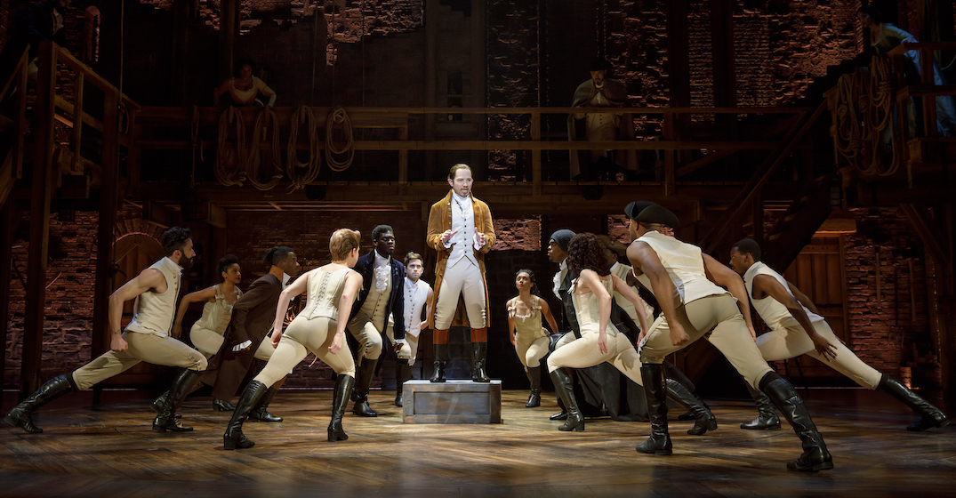Here's how to get $10 tickets to Toronto's highly anticipated Hamilton performances