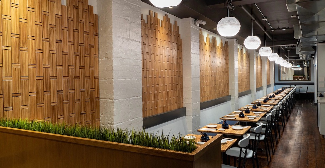 A stunning new spot for dim sum just opened in Vancouver (PHOTOS)