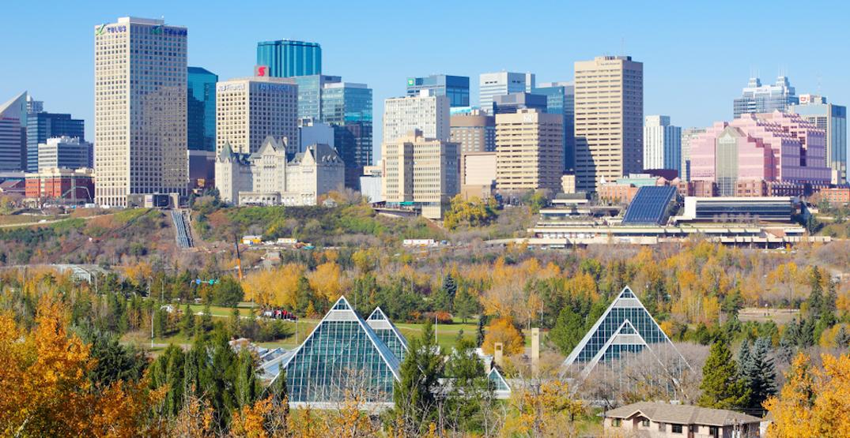 Sunny skies expected in Edmonton this week