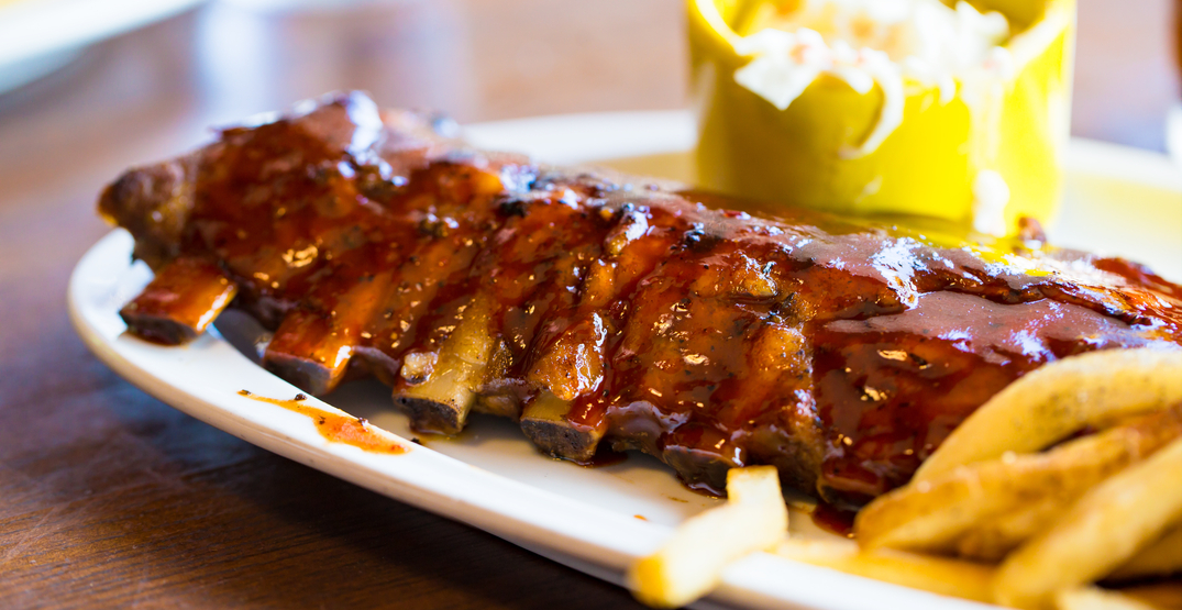 Get All-You-Can-Eat ribs and crab at this Calgary restaurant