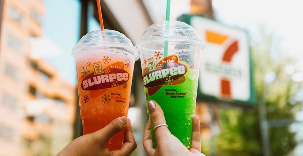 7-Eleven is serving up FREE Slurpees next week