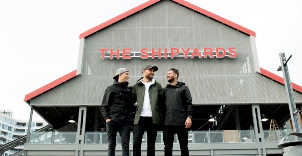 New beer destination set to open in the Shipyards Brewery District soon