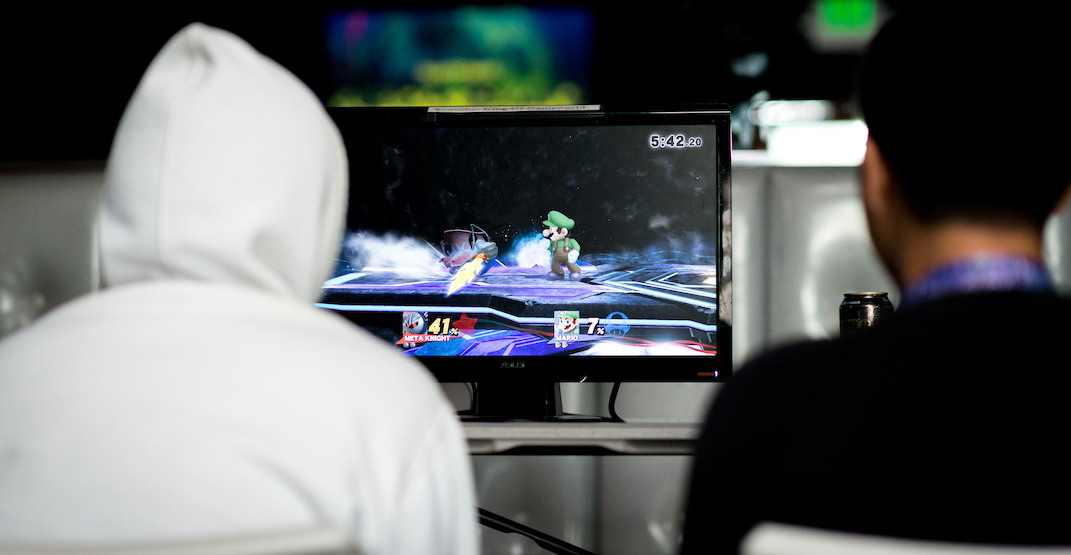A Super Smash Bros. tournament is taking place next weekend