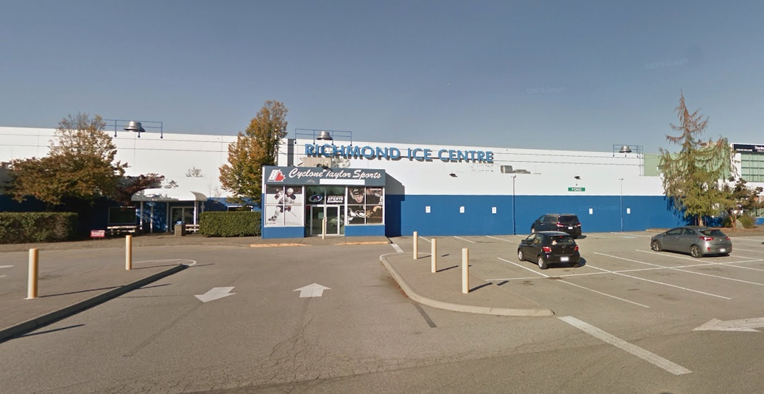 City of Richmond purchases Richmond Ice Centre complex of 6 ice rinks