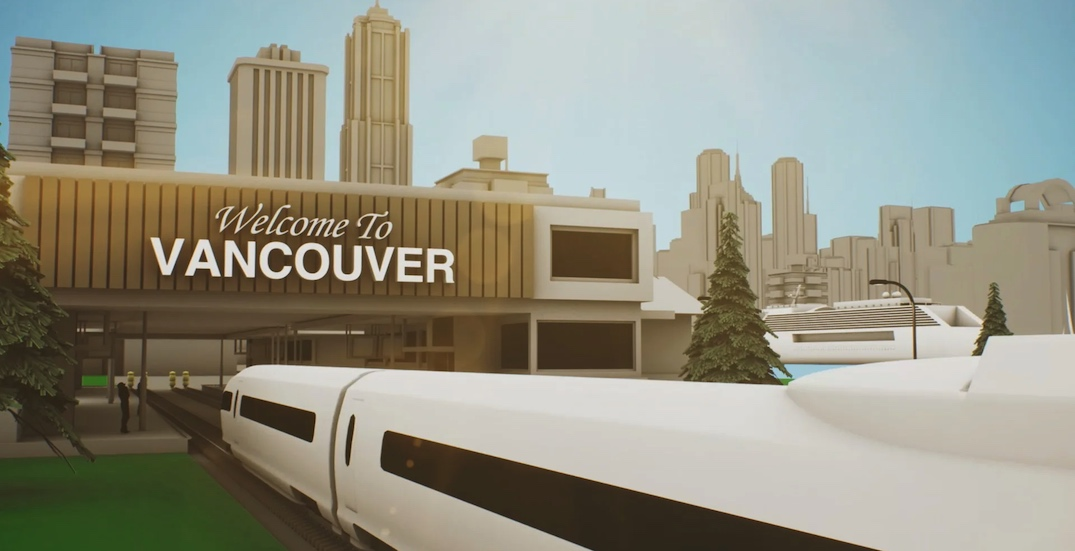 Microsoft to host conference on Vancouver-Seattle-Portland high-speed rail