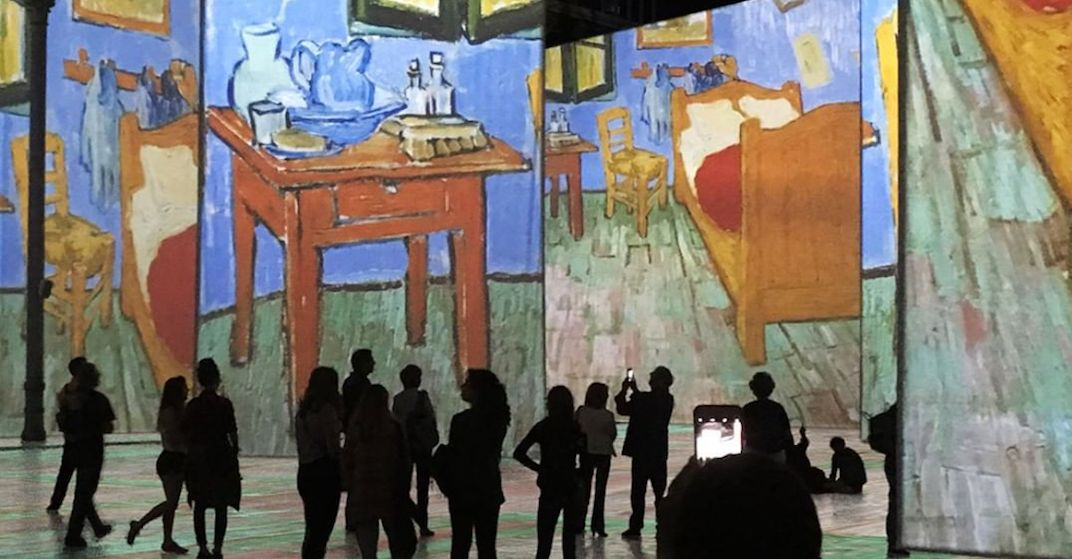 This mesmerizing Van Gogh exhibition is coming to Montreal this winter (VIDEO)