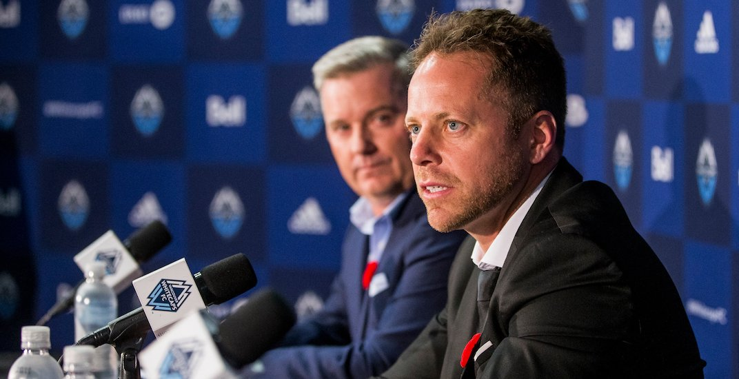 Whitecaps coach Dos Santos on global search for players, club closing in on new sporting director