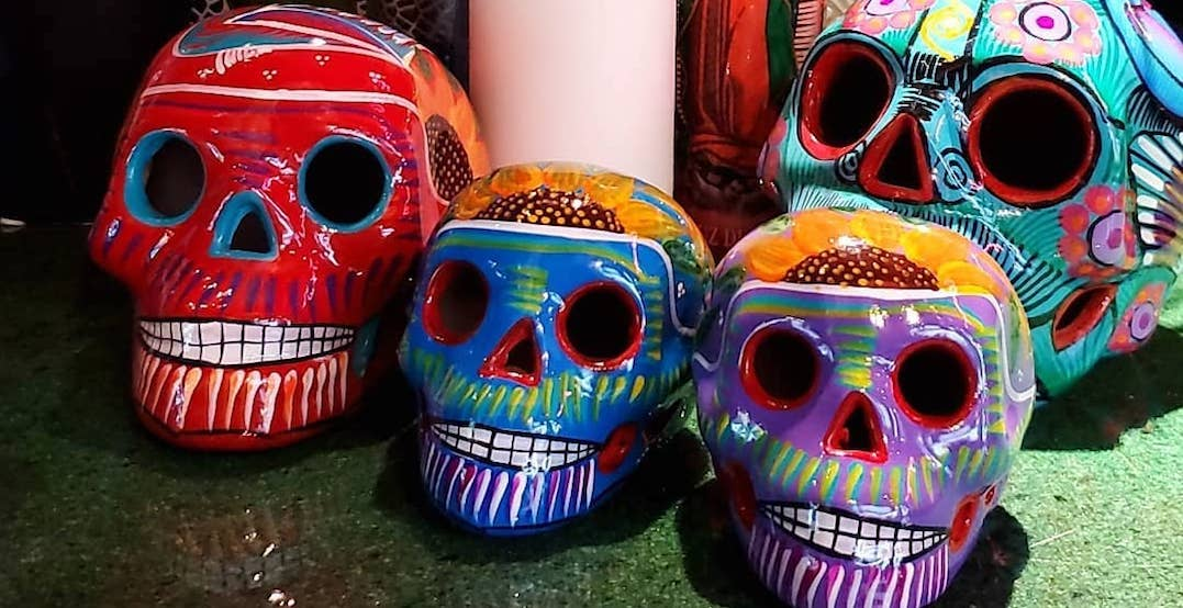 These are the places to celebrate Día de Muertos in Toronto this year