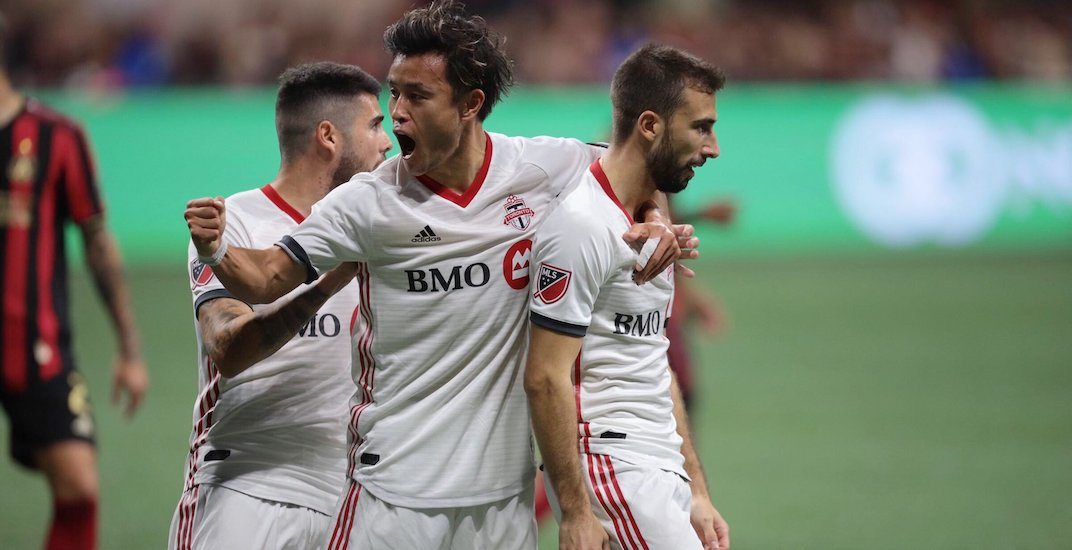 Toronto FC is headed back to the MLS Cup