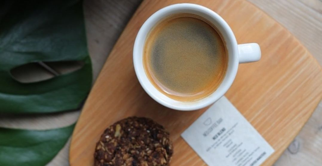 This new Toronto cafe location is giving away FREE coffee next week