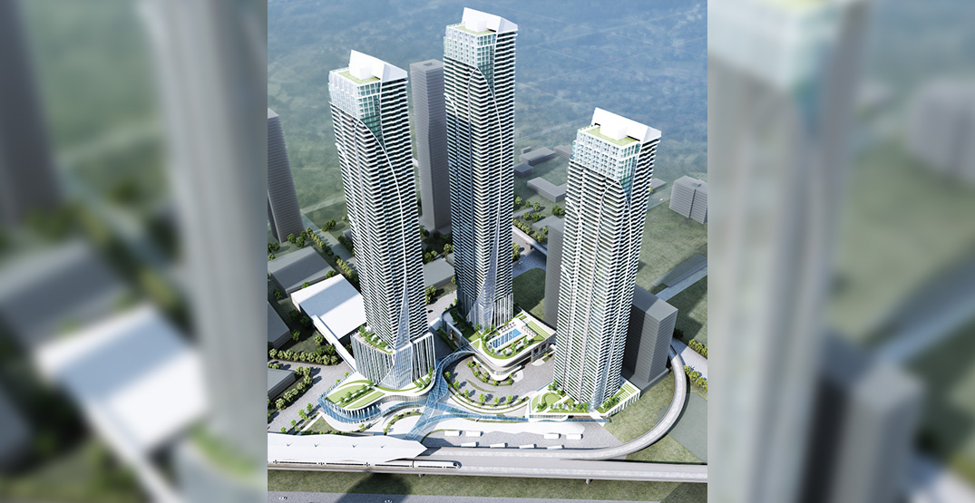 Metro Vancouver's tallest building: New rendering of the proposed 82-storey tower