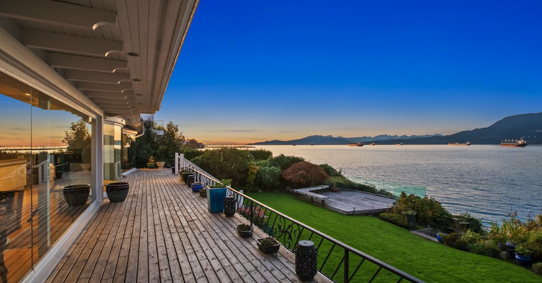 A look inside: $35M mansion listed on Vancouver's 'Golden Mile' (PHOTOS)