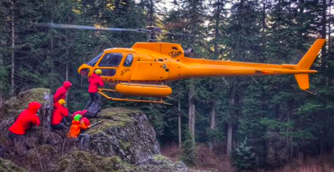 North Shore hiker found alive by rescue crews after overnight search