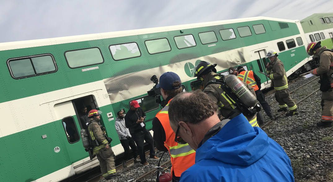 Largest ever emergency exercise taking place at Union Station this weekend