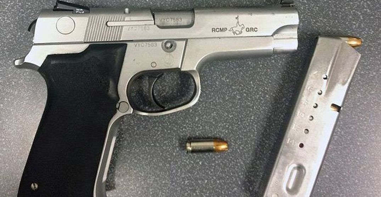 Police issue public safety alert after RCMP pistol stolen at Sherway Gardens