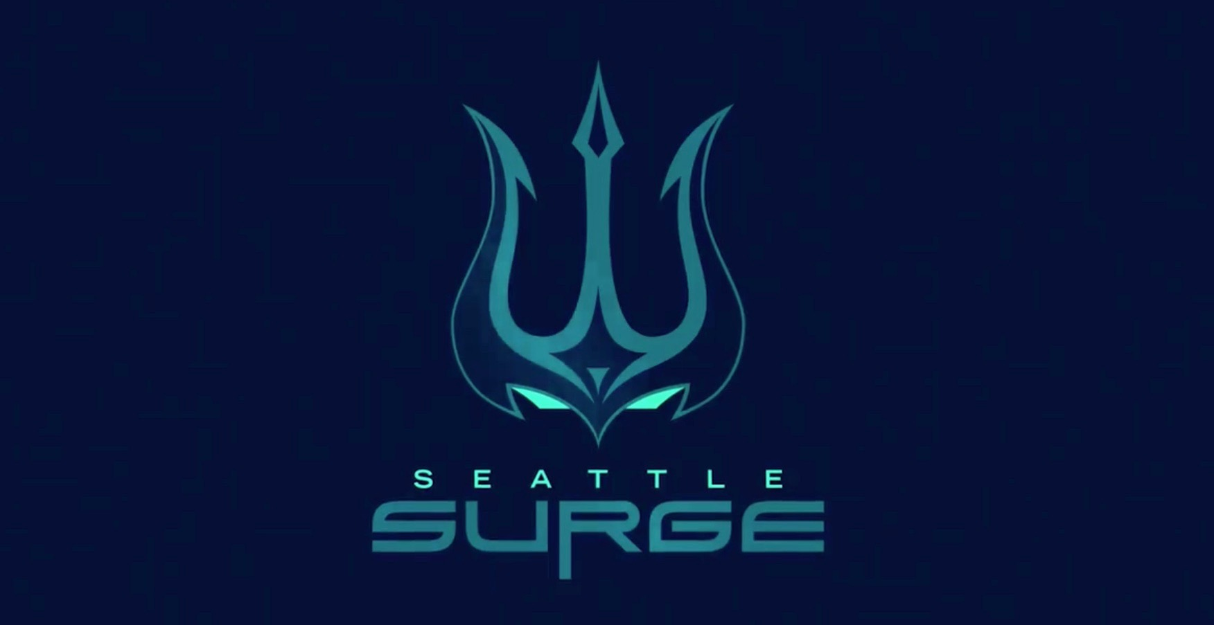 Seattle Surge Call of Duty team reveals logo and branding