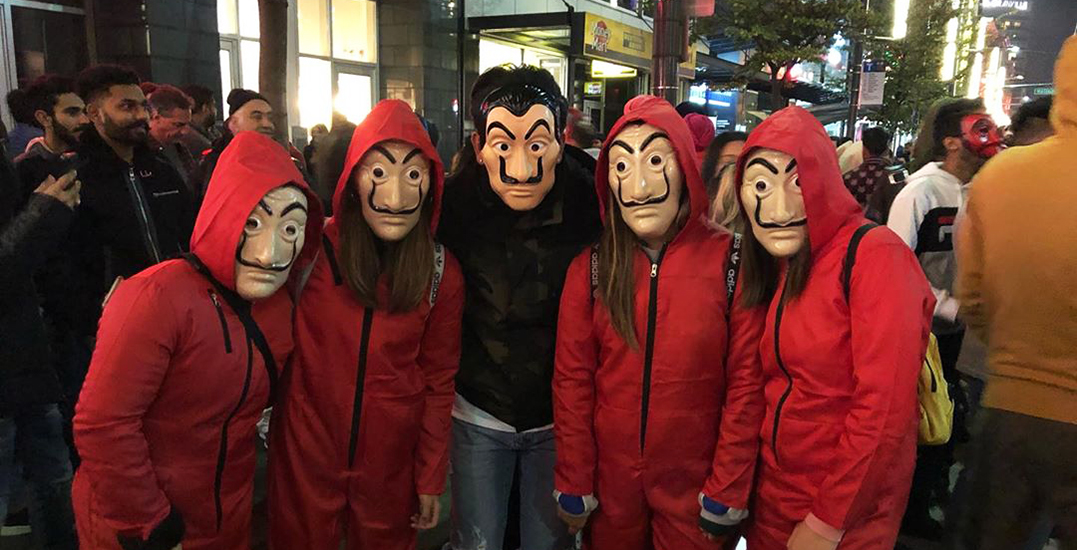 The best Halloween costumes in Vancouver for 2019 (PHOTOS)