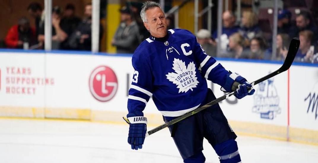 22 retired Leafs players will suit up for a FREE outdoor game this weekend