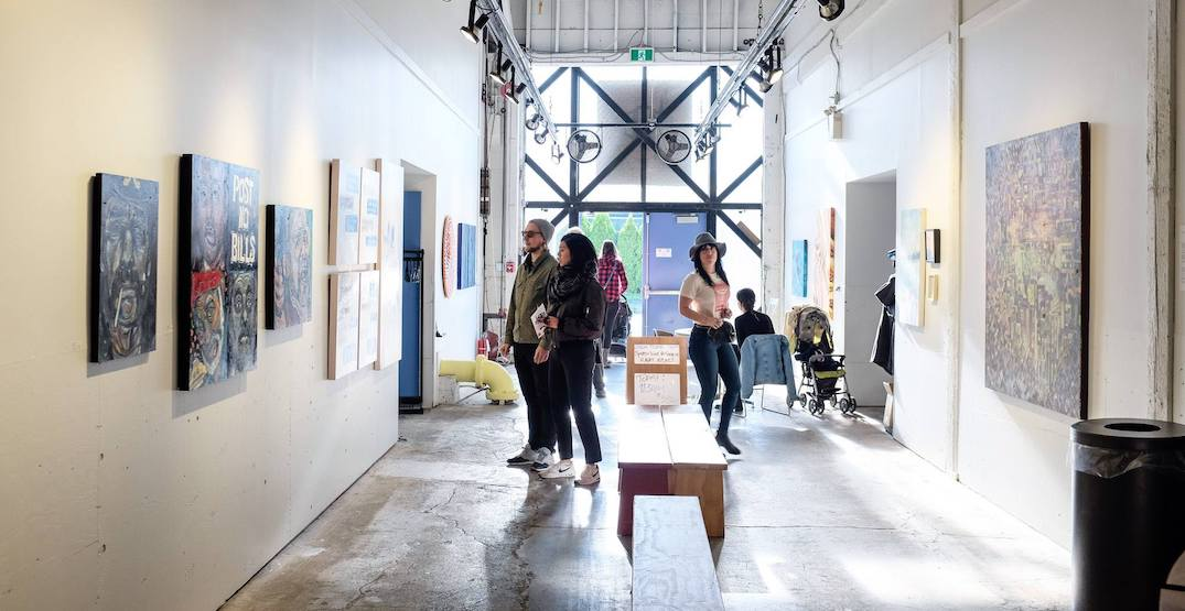 400,000 sq. ft. of Vancouver artist studio space lost over last 10 years: report