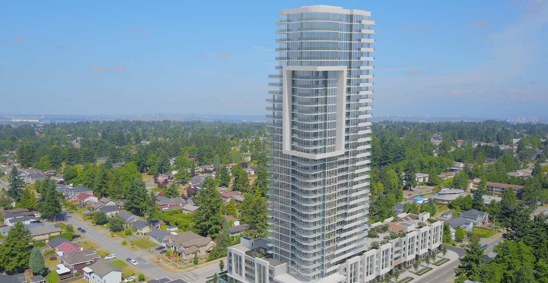 Delta city council rejects 35-storey tower with affordable homes under BC Housing