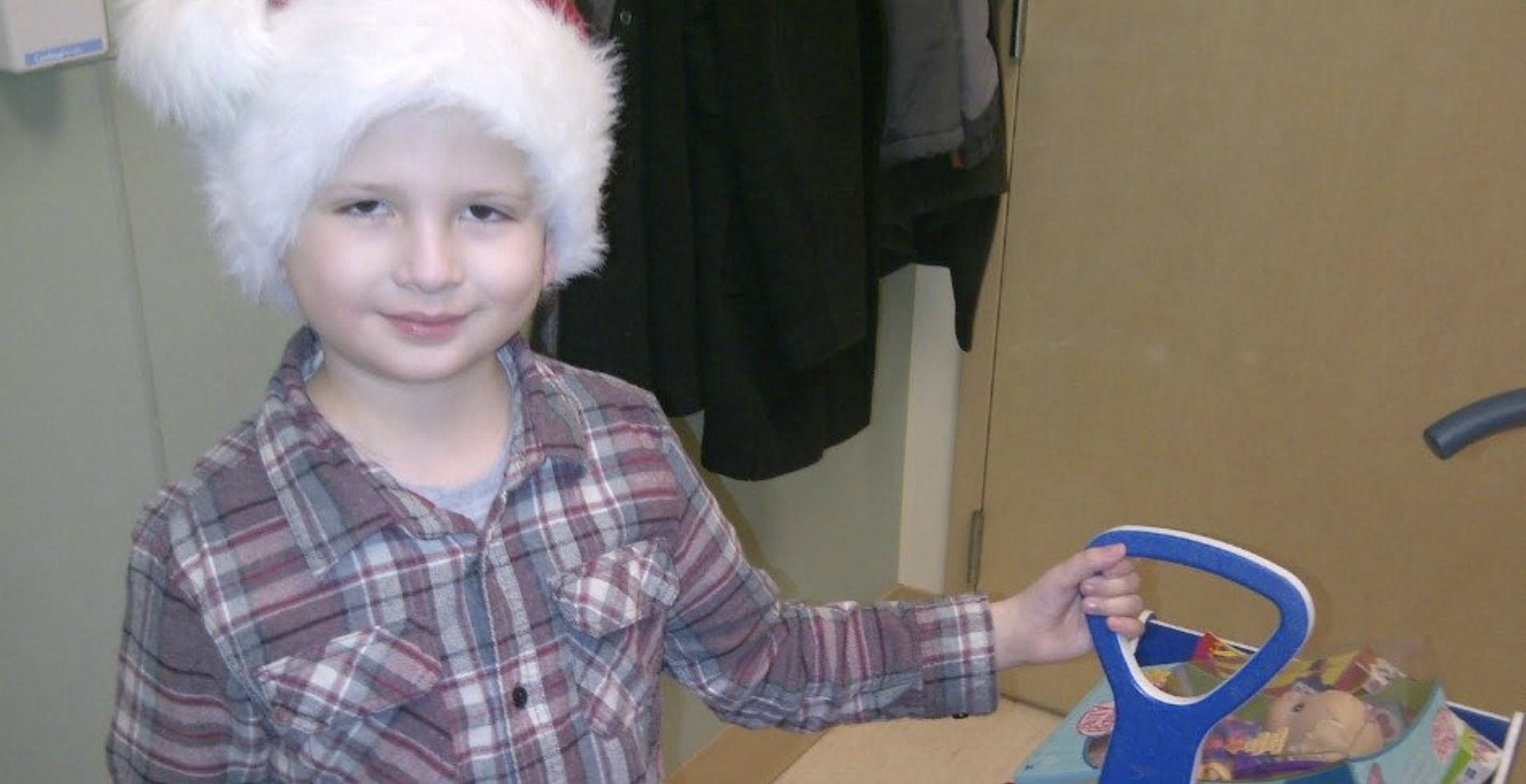 This annual toy drive honours a boy's final holiday wish