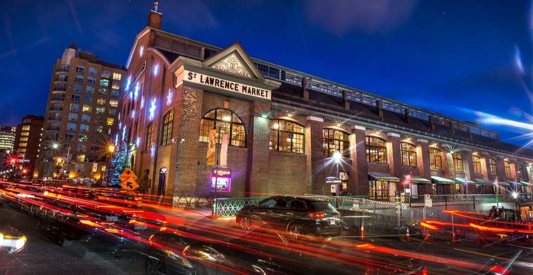 St. Lawrence Market to unveil new heritage lighting this week