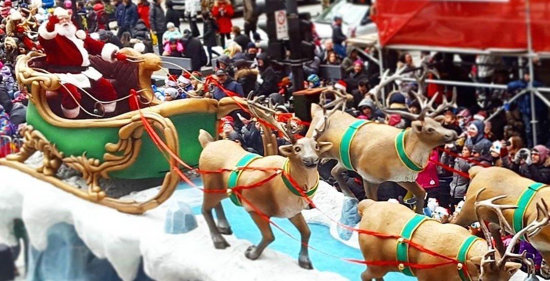 Montreal's Santa Claus parade will move to René-Lévesque Boulevard this year