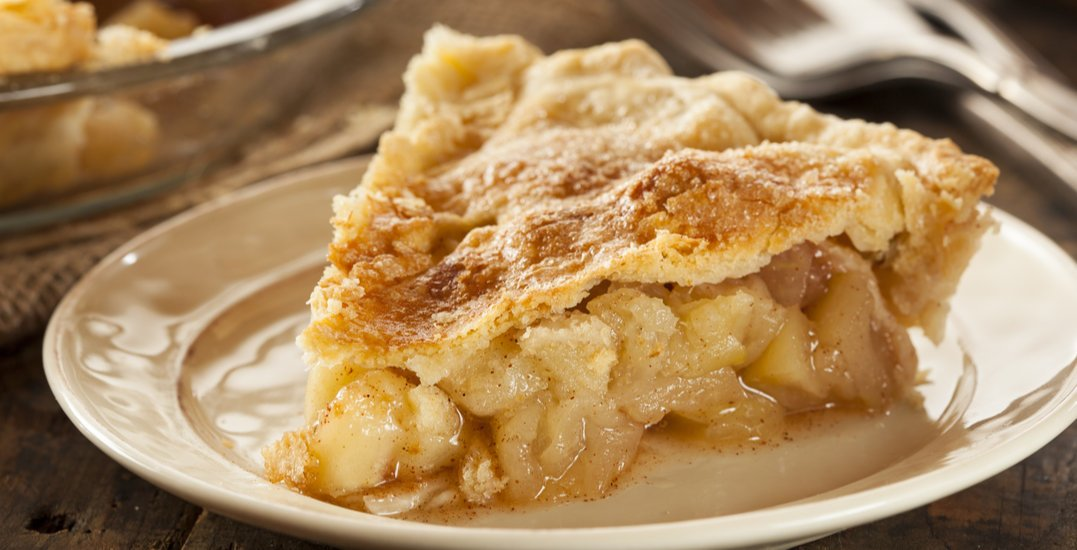 Toronto is hosting an apple pie-baking competition this weekend