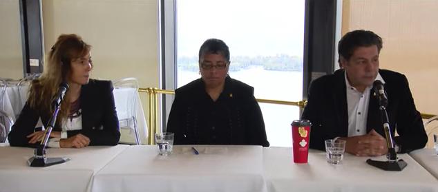 toronto nhl press conference