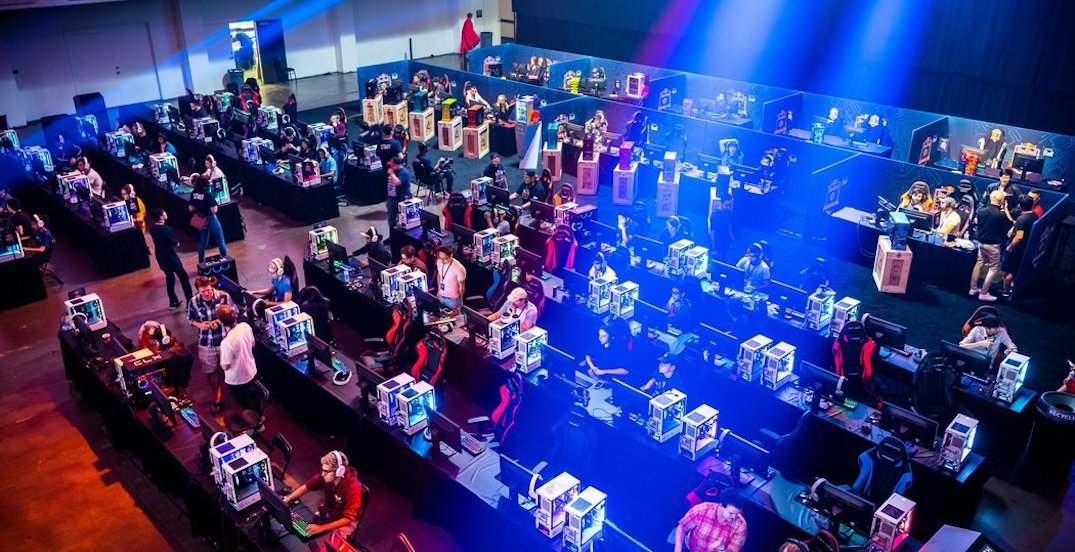 Red Bull's massive gaming competition returns to Toronto next month