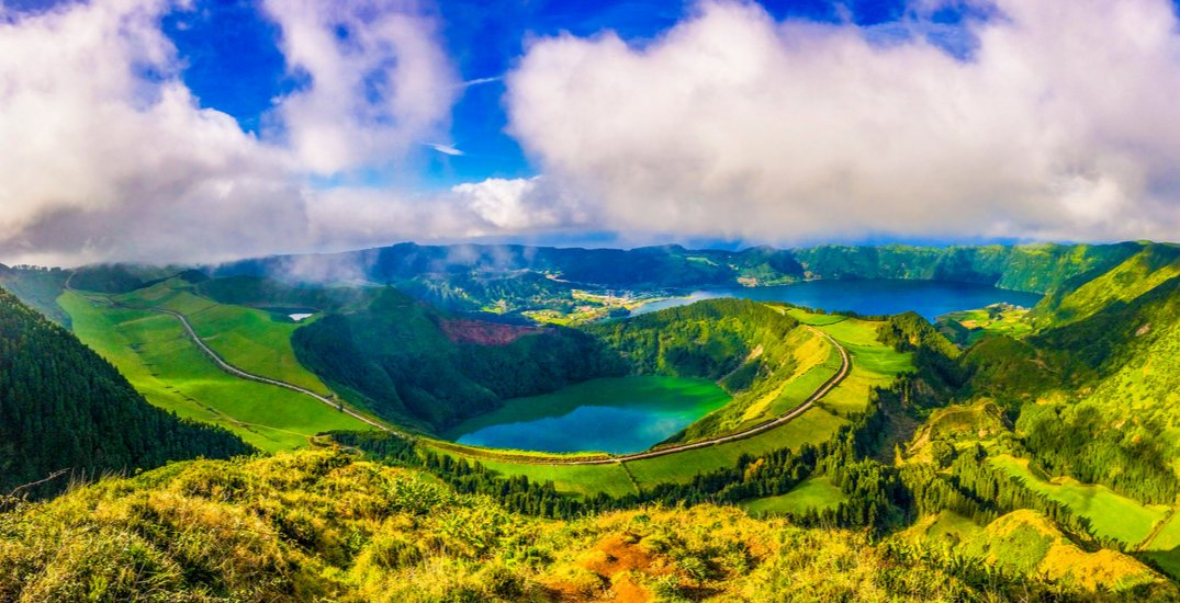 You can fly from Toronto to Ponta Delgada under $390 return this winter