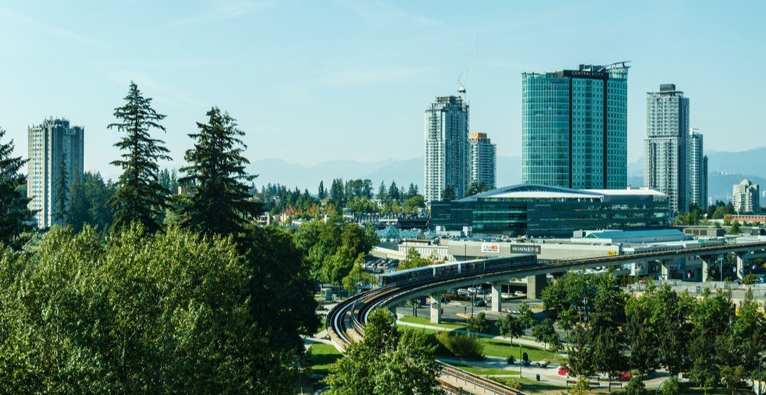 City of Surrey officially declares climate emergency