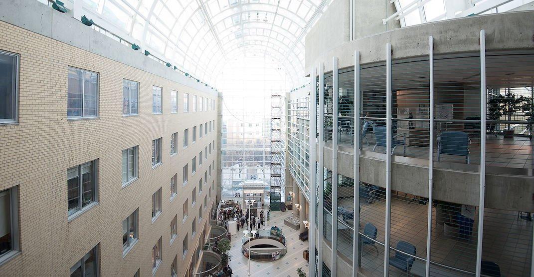 Bomb threat at Royal Alexandra Hospital prompts evacuation