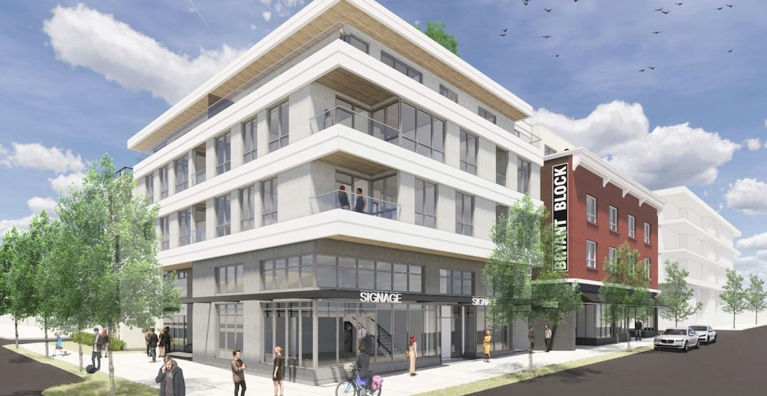 New condos and retail, with heritage preservation, proposed for Main Street