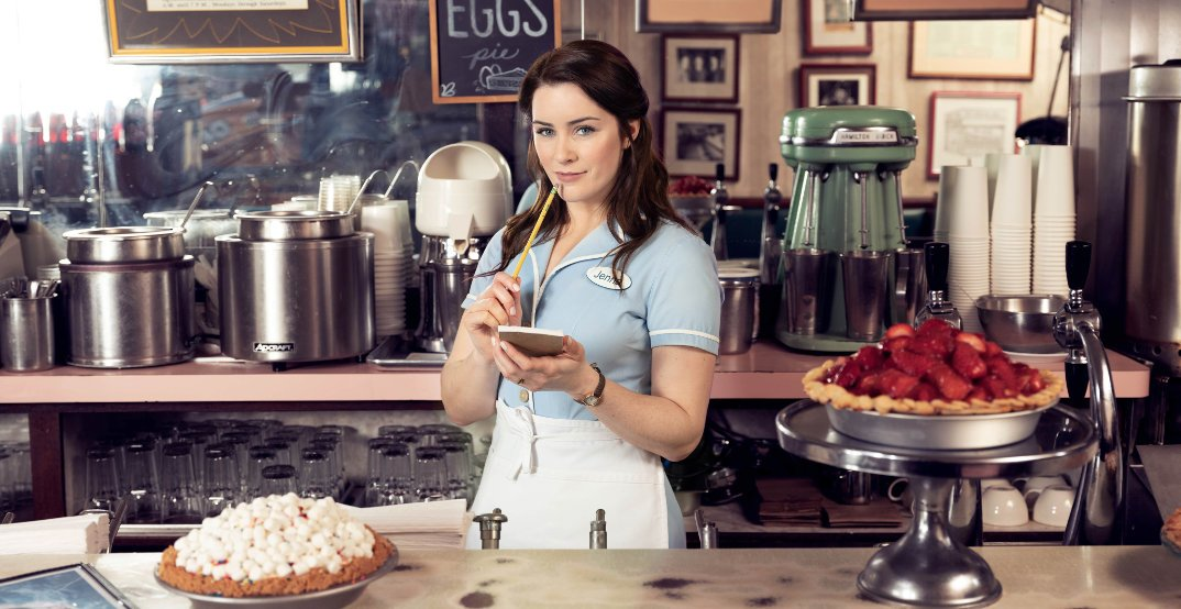 Tony Award-nominated Waitress comes to Calgary for performances this month