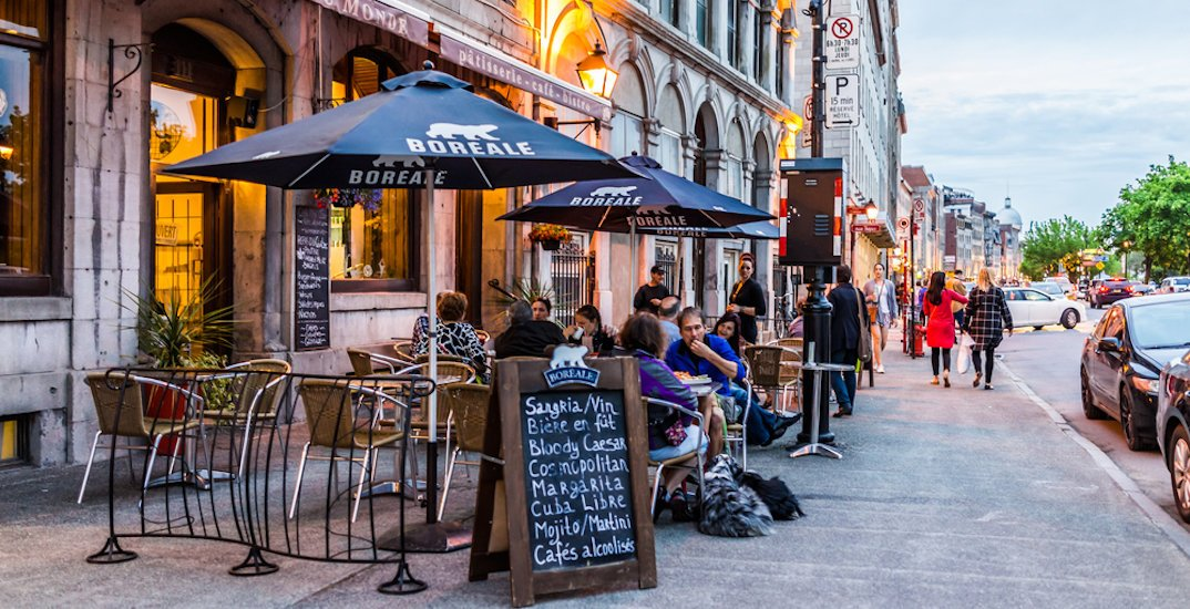 Montreal ranked one of the best cities in the world to open a restaurant