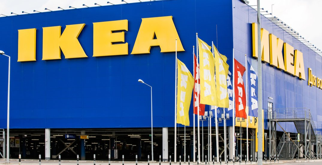 IKEA temporarily closing all stores across Canada