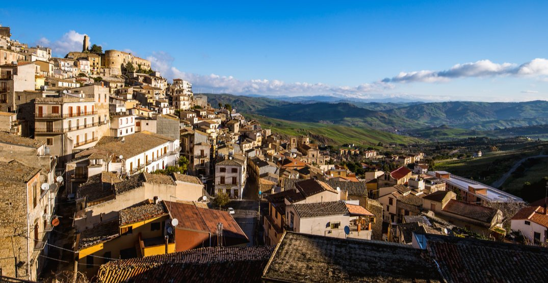 Historic Italian town offering free homes to entice new residents