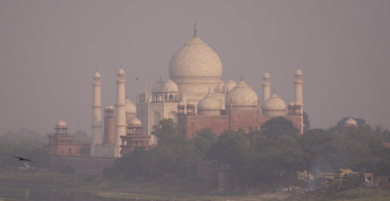 Taj Mahal installs two air purifiers to combat pollution