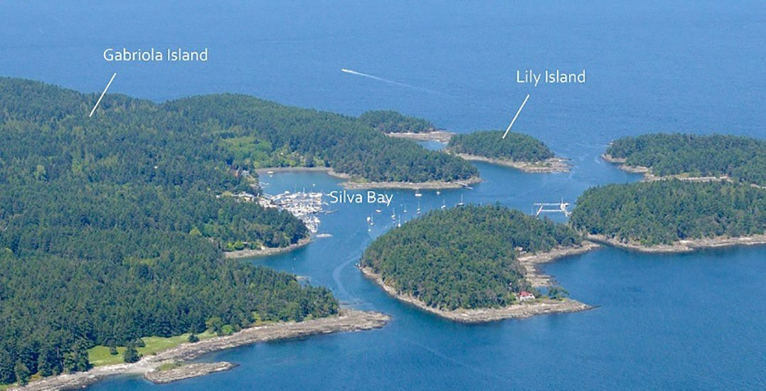 You can buy this BC Gulf Island for the price of a Vancouver home