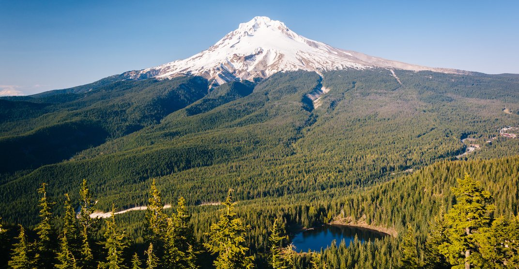 Outstanding Oregon: Relax on Tom, Dick, and Harry Mountain (PHOTOS)