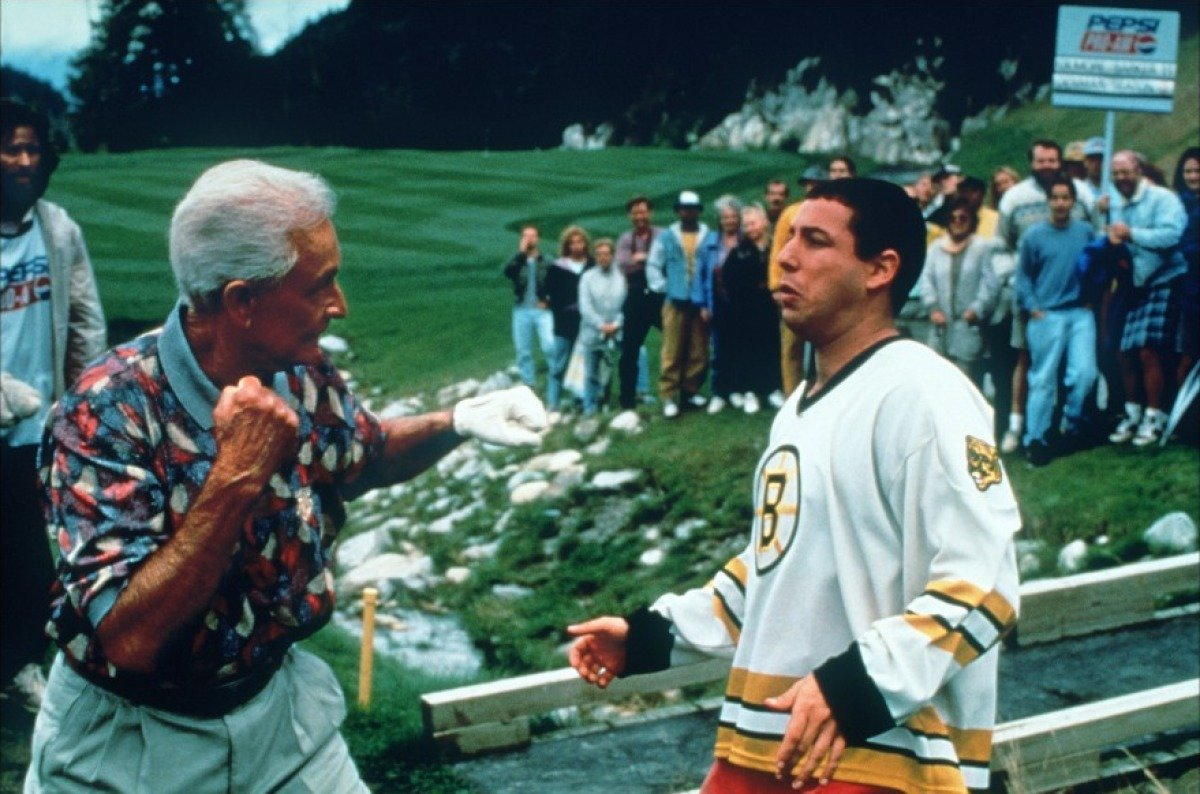 Happy Gilmore / Blogspot