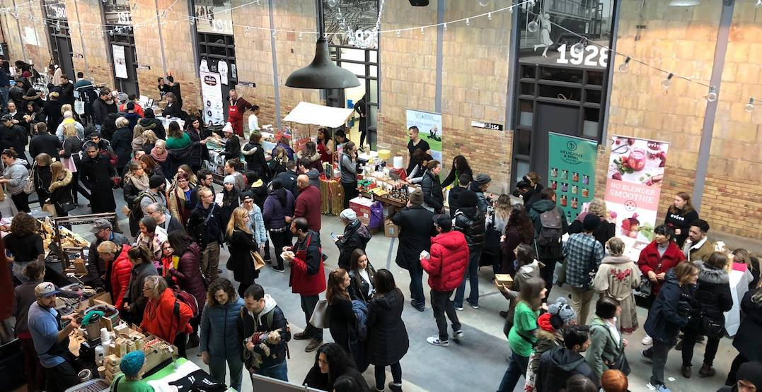 A vegan holiday market is coming to Toronto this month