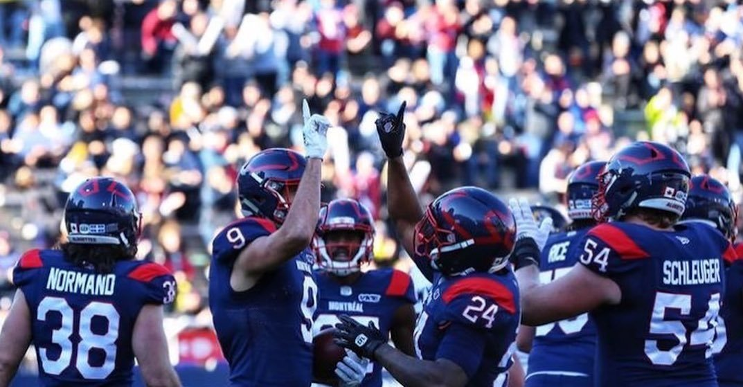 Alouettes increase seating capacity for this weekend's playoff game