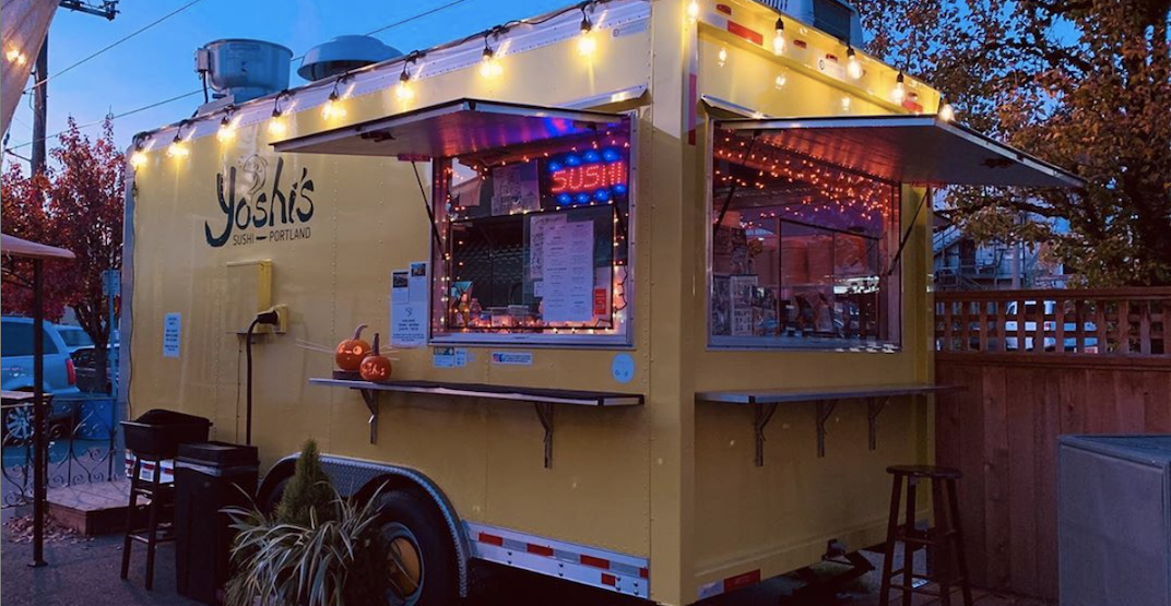 7 food trucks in Portland that will leave you in a food coma