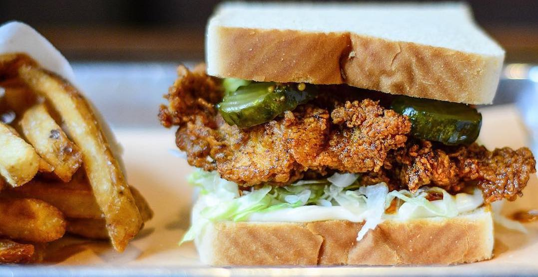 These are the top 5 greatest fried chicken sandwiches in Toronto